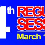 34TH REGULAR SESSION OF SANGGUNIANG BAYAN – MARCH 10, 2020