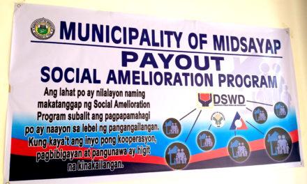 SB Midsayap supports implementation of Social Amelioration Program