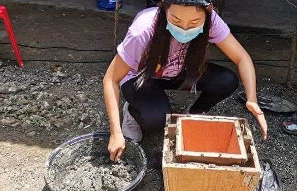 Kababaihan sa Midsayap sumailalim sa skills training on pottery-making