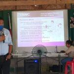 Peacekeepers complete gender sensitivity training