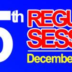 75TH REGULAR SESSION OF SANGGUNIANG BAYAN OF MIDSAYAP – DECEMBER 22, 2020