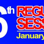 76TH REGULAR SESSION OF SANGGUNIANG BAYAN OF MIDSAYAP – January 5, 2021