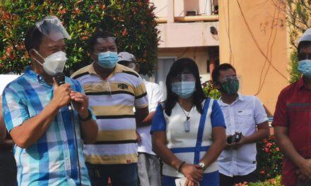 LGU Midsayap employees under alternative working arrangement anew
