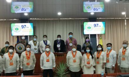 Mayor Araňa pinasalamatan ang Sangguniang Bayan sa kanyang SOMA